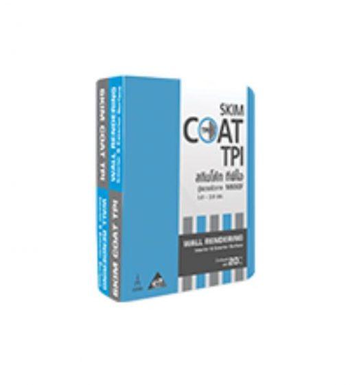 ปูนฉาบผิวบาง ทีพีไอ SKIM COAT (TPI M650F)
