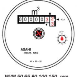มาตรวัดน้ำ มิเตอร์น้ำ ดับบลิววีเอ็ม อาซาฮี (Water Meter WVM)